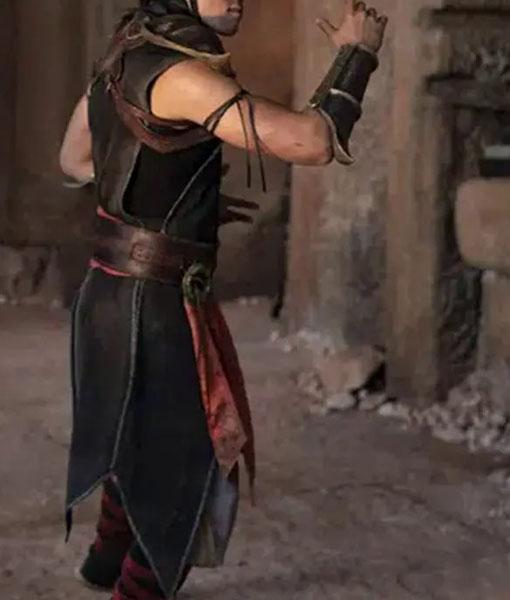 Liu Kang Mortal Kombat Coat