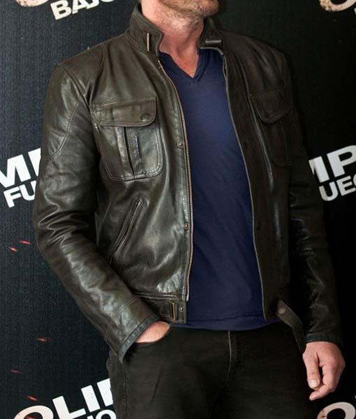 Mike Banning Olympus Has Fallen Jacket