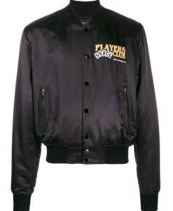 Players Club Bomber Jacket