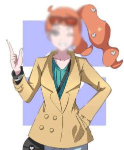 Pokémon Sword And Shield Sonia Peacoat