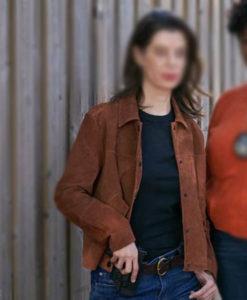 Samantha Wazowski Pretty Hard Cases Jacket