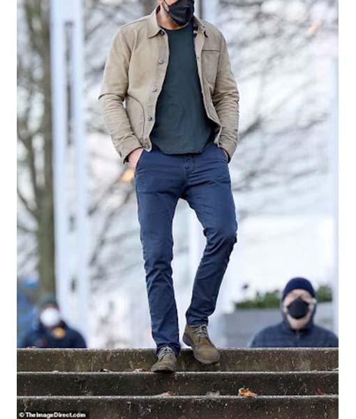 Ryan Reynolds The Adam Project Jacket