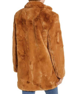 The Equalizer 2021 Melody 'Mel' Bayani Coat