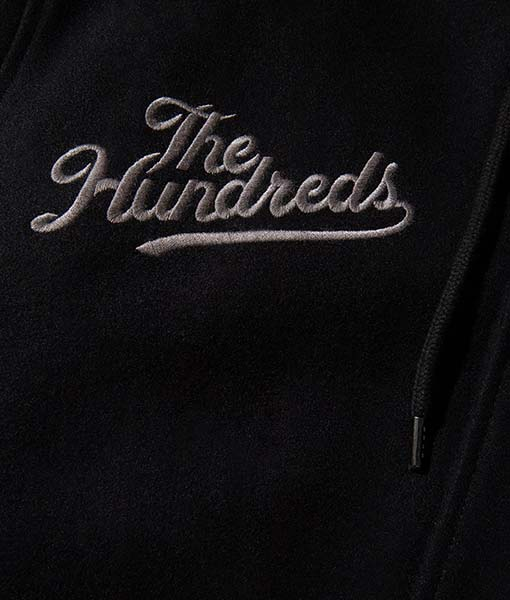 The Hundreds Letterman Jacket