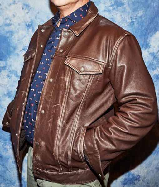Trent Oliver The Prom Leather Jacket