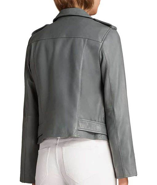 Nyla Harper The Rookie S03 Leather Jacket
