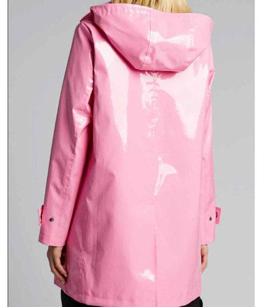 The Today Show Savannah Guthrie Rain Coat
