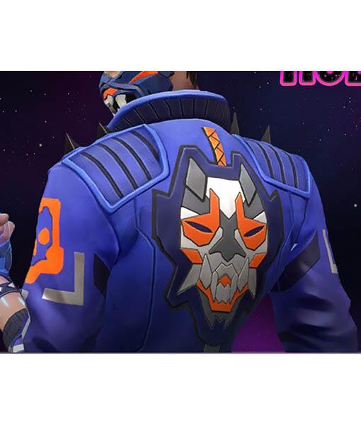 Yoru Valorant Jacket