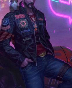 Neon Cyberpunk Jacket