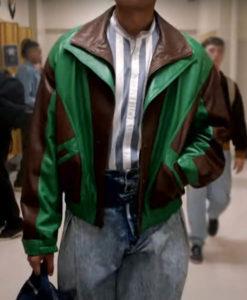 Dwayne Johnson Young Rock Jacket