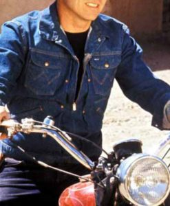 Tom Laughlin Billy Jack Denim Jacket