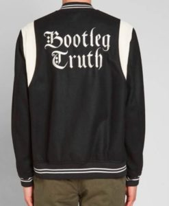 Bootleg Truth Undercover Varsity Jacket