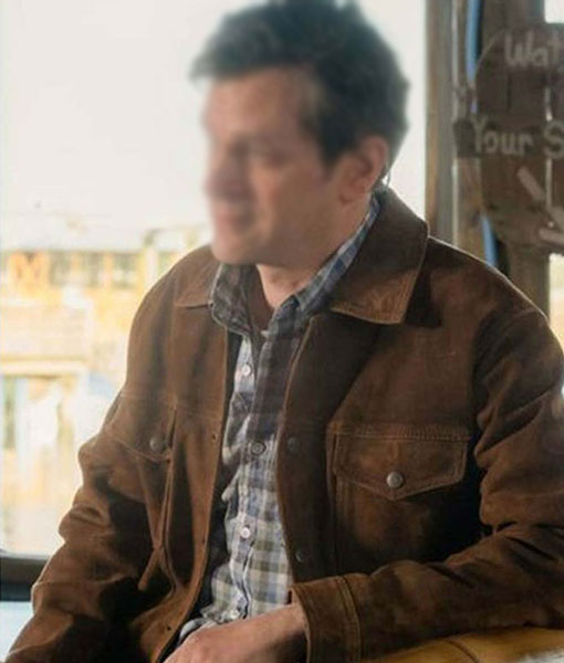 Scott Perry Council of Dads Brown Jacket
