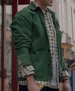 Gabriel Emily in Paris Green Jacket