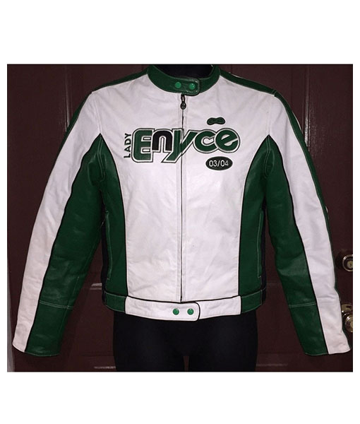 Enyce Lady Leather Jacket