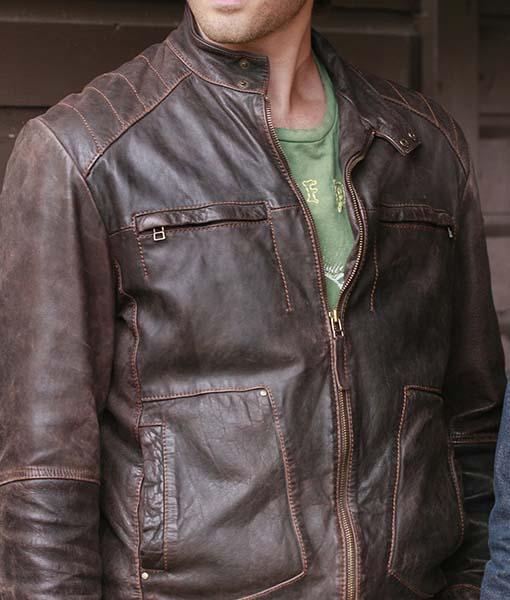 Ty Borden Heartland Leather Jacket