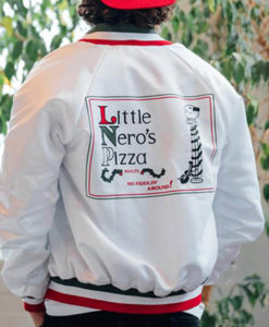 Pizza Boy Home Alone Jacket
