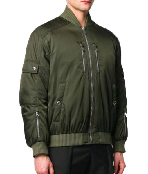 Park Sae Ro Yi Itaewon Class Green Jacket