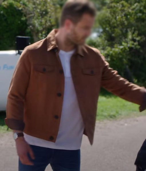 Chris Just Say Yes (2021) Jacket
