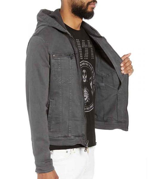 Kenan Williams Kenan 2021 Hooded Jacket