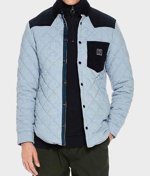 Milton 'MG' Greasley Legacies S03 Quilted Jacket