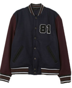 Baseball 81 Varsity Jacket