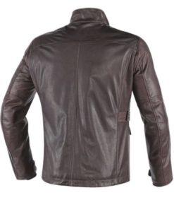 Biker Harrison Adventure Leather Jacket
