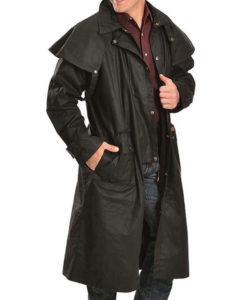 Men's Cowboy Low Ride Duster Coat