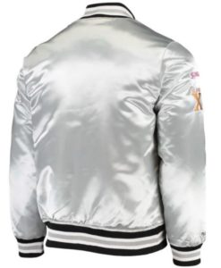 Raiders Las Vegas Jacket