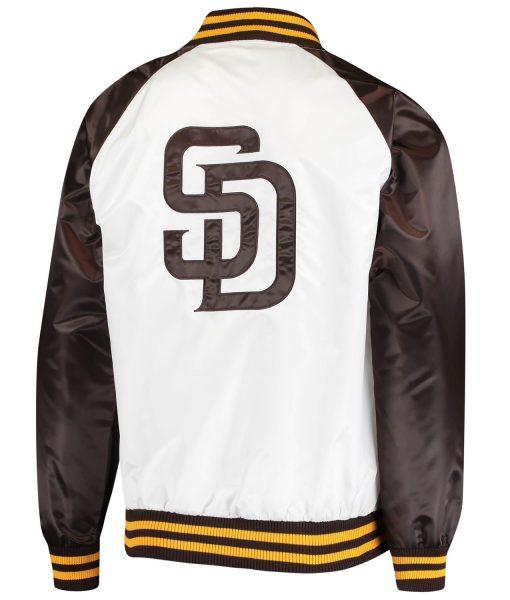 SD Padres San Diego Jacket