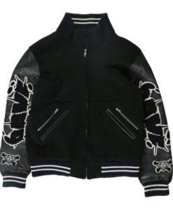 Undercover DAVF Varsity Jacket