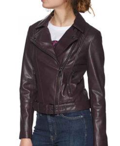 Betty Cooper Riverdale S05 Maroon Jacket