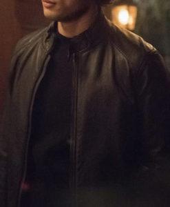 Reggie Mantle Riverdale S05 Black Jacket