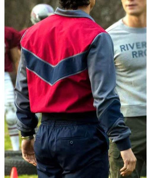 Reggie Mantle Riverdale S05 Bomber Jacket