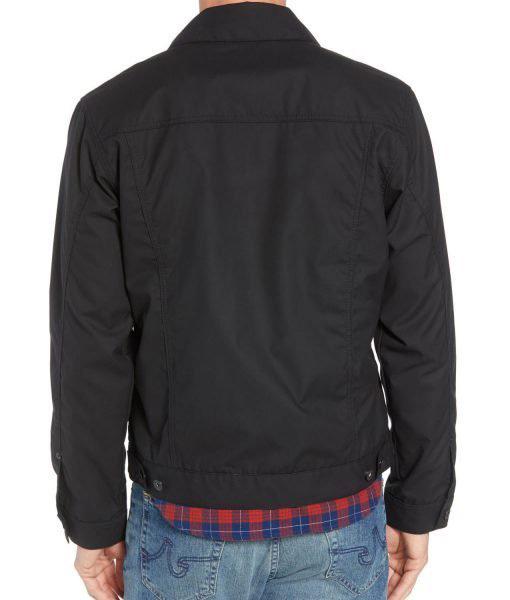 Short Lined Cruiser Jacket