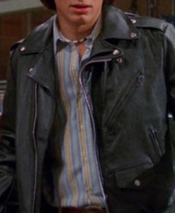 Michael Kelso That 70s Show Leather Jacket