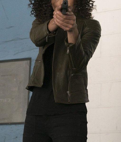 Nez Rowan The Blacklist S03 Jacket