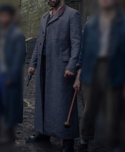 John Watson The Irregulars Coat