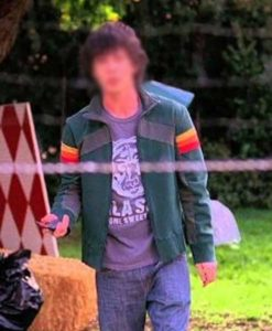 Axl Heck The Middle Green Jacket