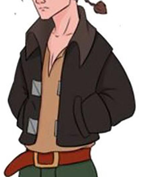 Jim Hawkins Treasure Planet Jacket