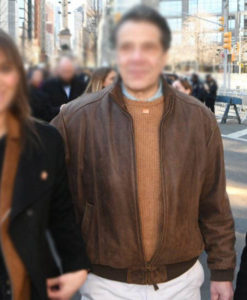 New York Governor Andrew Cuomo Jacket