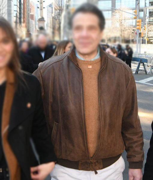New York Governor Andrew Cuomo Jacket