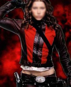 Abigail Whistler Blade Trinity Jacket