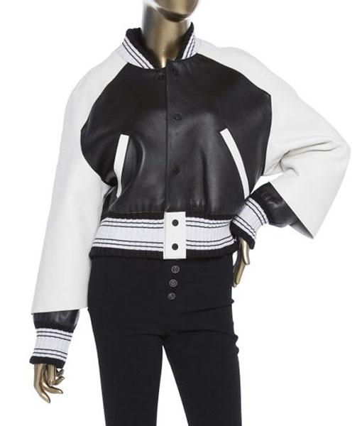 Buckingham Bold and the Beautiful Paris Bomber Jacket