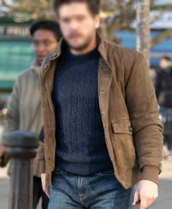 Dane Whitman Eternals Jacket