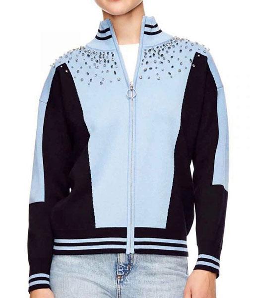 Aisha Fate The Winx Saga Studded Jacket