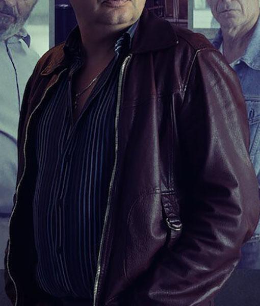 Ferry Bouman Leather Jacket