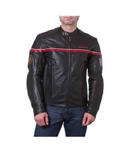 Indian Freeway Leather Jacket