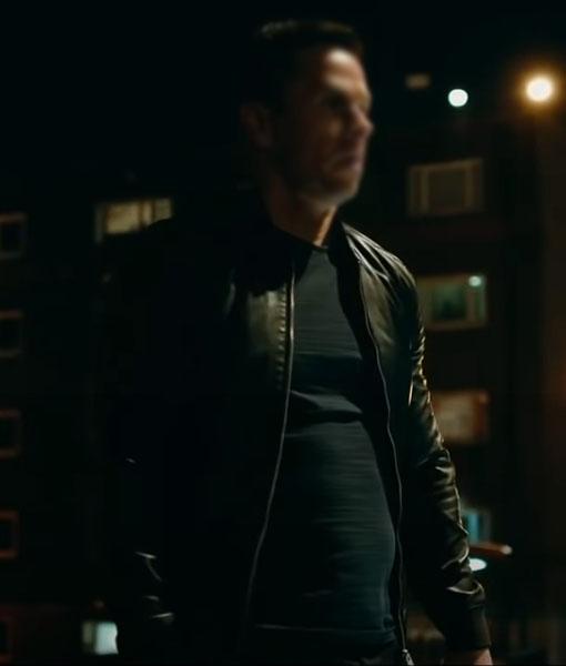 Evan Michaels Infinite Leather Jacket