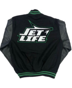 Jet Life The Never Die Corporation Jacket